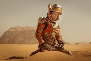 独りぼっちの火星暮らし~アメリカ映画『オデッセイ』