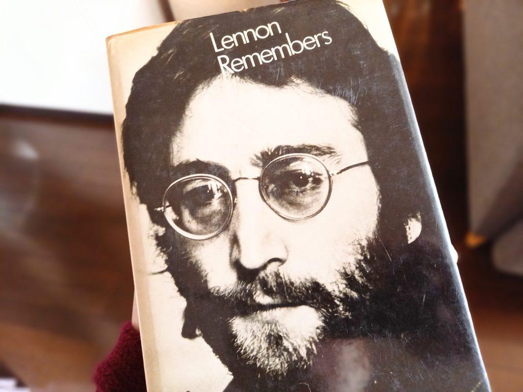 ジョン・レノンが天国へ逝ってちょうど40年……