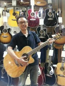 セカンドギターを買いました~♪♪