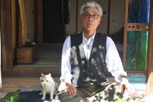 ニャンコが人の心に安らぎを~日本映画『先生と迷い猫』