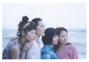 魅力的な四姉妹の物語、『海街diary』