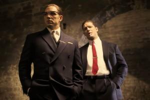 旬の俳優、トム・ハーディが1人2役で見せる犯罪映画~『レジェンド/狂気の美学』