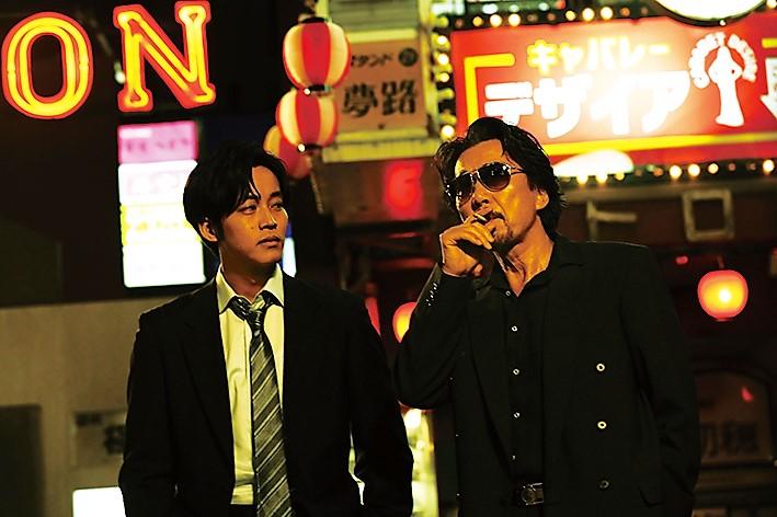 これぞ、東映実録映画!! 半端やおまへん~『孤狼の血』(12日公開)