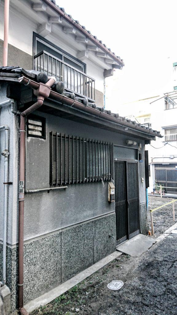 大阪ストーリー(1)路地は大阪の原風景
