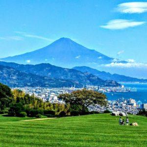 またまた元教え子の結婚式、富士山を望む静岡・日本平で~(^_-)-☆