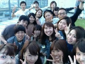 昨年の教え子たちが「団体」で遊びにきました~(^_-)-☆