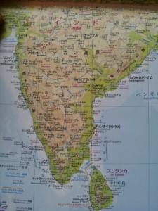 明日(14日)から南インドへ旅立ちます~(^_-)-☆