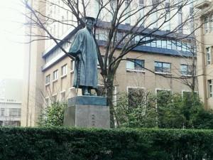 早稲田大学でスコットランドの講演をしてきました~(^^♪