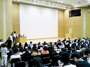 関大メディア専攻発表会、無事に終了。イェーツ~(^O^)/