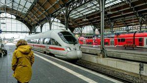 (19)デンマーク&北ドイツ~快適なドイツ鉄道の旅