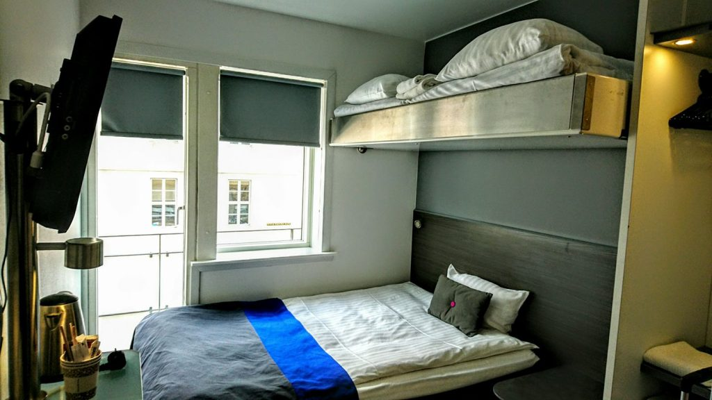 (20)デンマーク&北ドイツ~コペンハーゲンのホテルでサプライズ!
