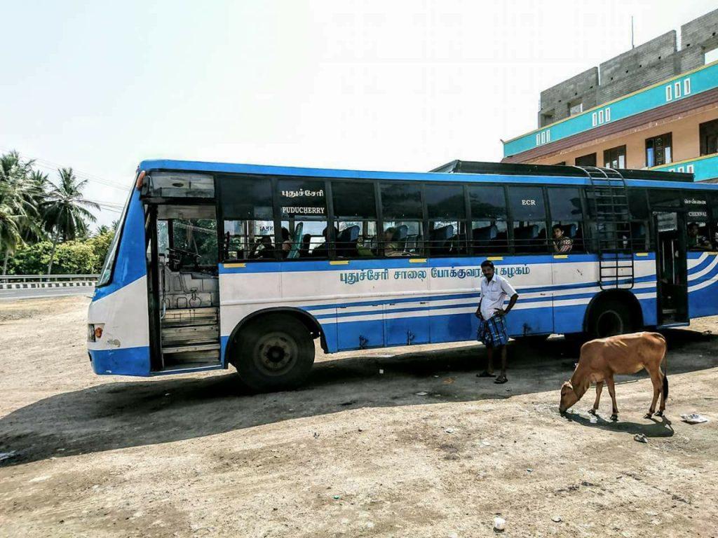 (5)南インド・タミルナードゥ州への旅~5日目(5月23日)