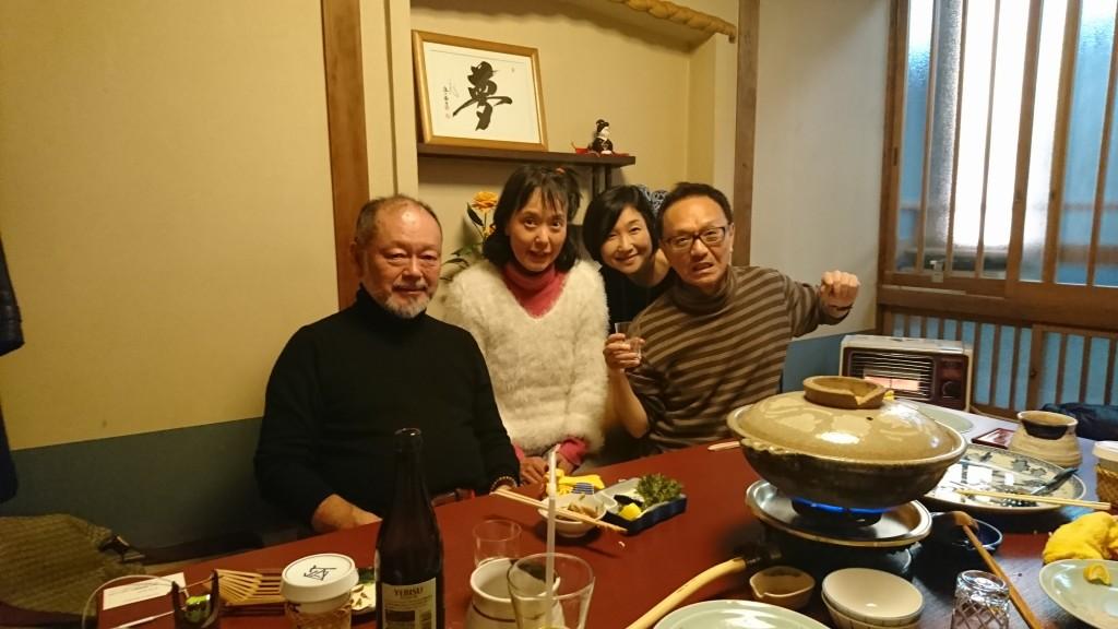 恒例の「ルナ会」、今年も楽しかった~(^_-)-☆