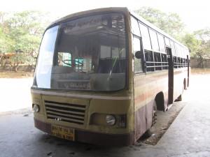 南インド紀行(7)~オモロイ長距離バスの旅