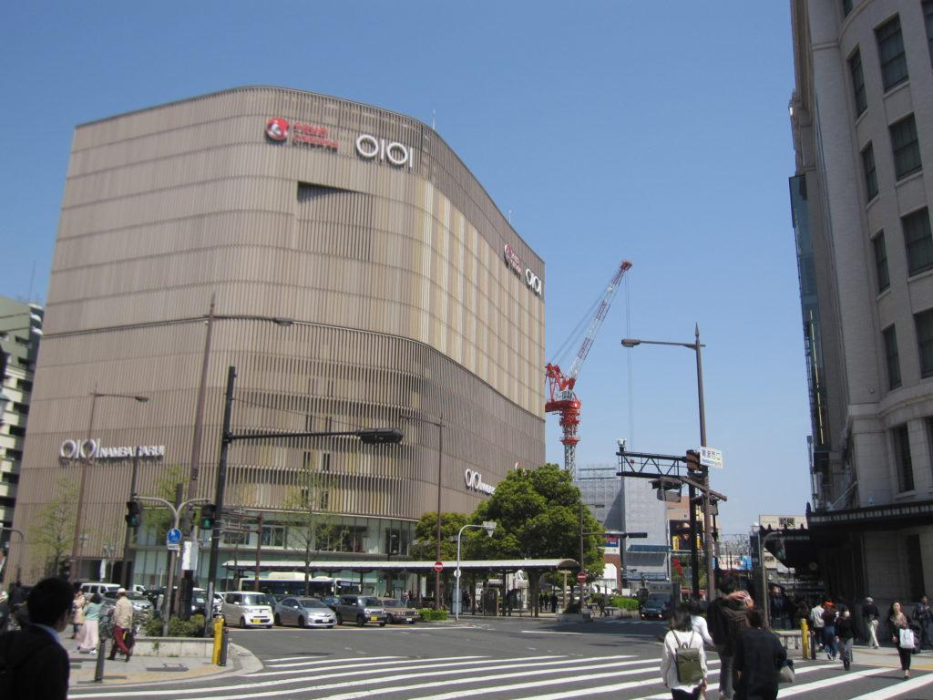 大阪ストーリー(2)〈映画のふるさと〉…難波