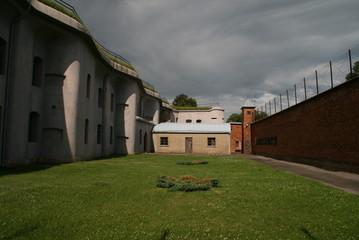 占領博物館の敷地