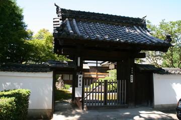 京の名刹、『雁の寺』を訪ねて~