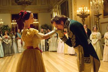 イギリス映画『ヴィクトリア女王 世紀の愛』