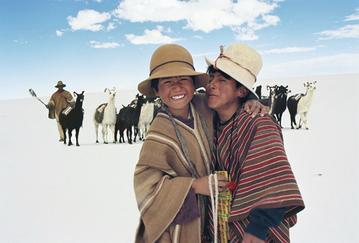 パチャママ写真