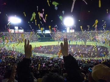 阪神、Gに競り勝って5連勝~!!