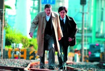 三億円事件の真相に迫る映画『ロストクライム 閃光』