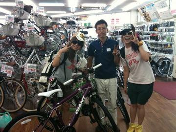 四日市から大阪まで自転車でチャレンジ~!