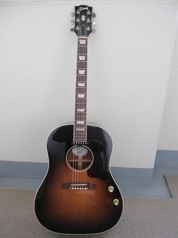 新しいギターを買いました!! GIBSON-J160E~♪♪