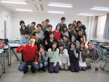 今日が最終講義~JP6期生のみんな、お疲れさまでした!