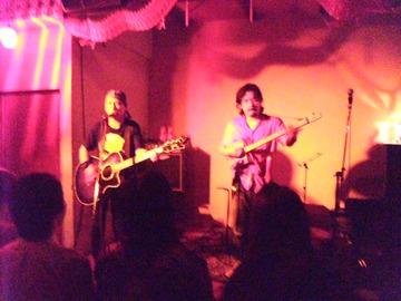 いろんな音楽、いろんなミュージシャン~『遠藤ミチロウとAZUMI』のライブ