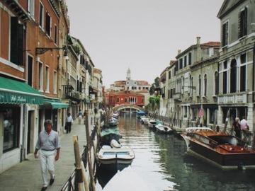 映画の地を歩く(8)イタリア・ベネチア~『旅情』