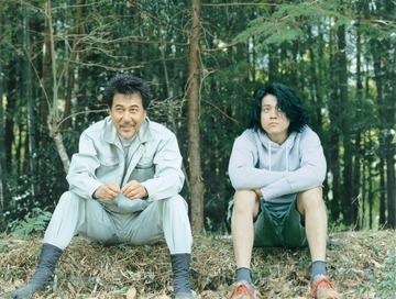 心地よい奇妙な出会い~日本映画『キツツキと雨』