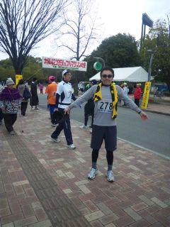 フルマラソン、完走~♪♪