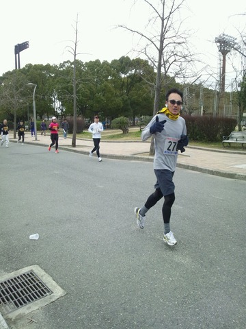 フルマラソン「2」