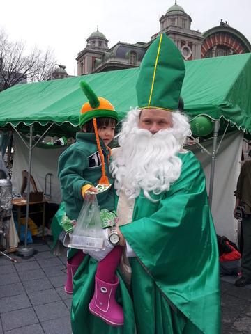 アイルランド・フェスティバル~大阪・中之島