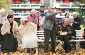 走って、走って、「生」を発散~ドイツ映画『陽だまりハウスでマラソンを』