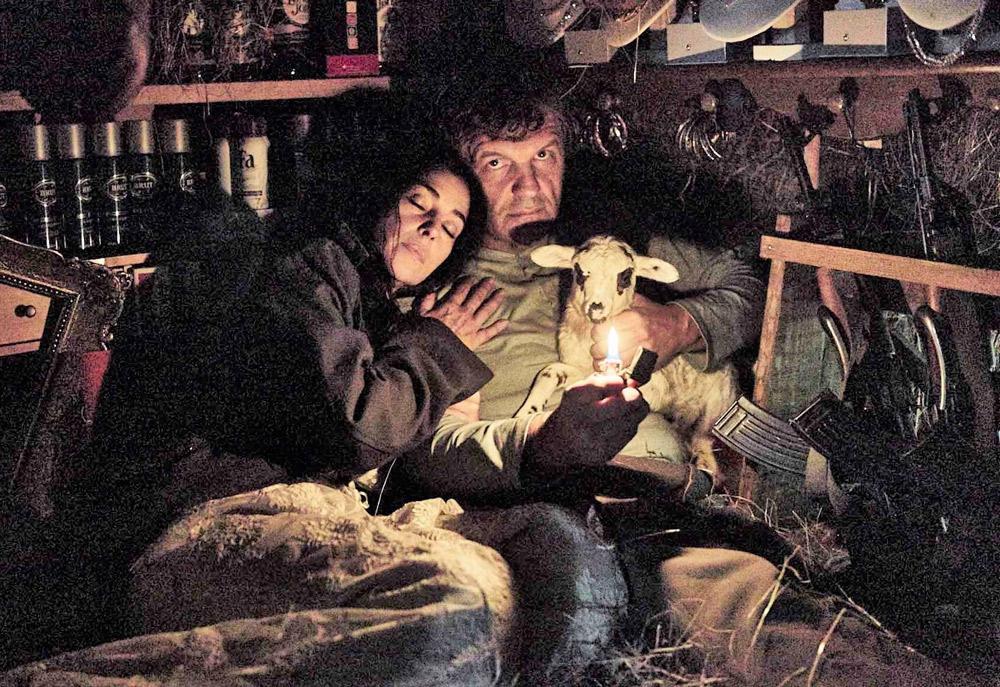 クストリッツァが紡ぎ出す熱い、熱い純愛物語~『オン・ザ・ミルキー・ロード』
