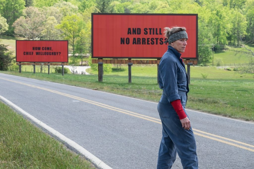 犯罪被害者の遺族が取った奇抜な行動~米・英合作映画『スリー・ビルボード』(2月1日公開)